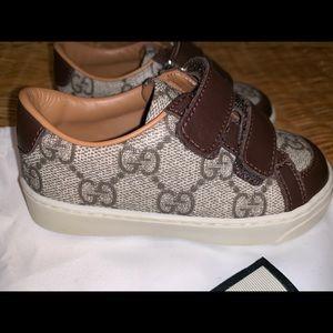 Gucci Toddler Shoes size 21 EU